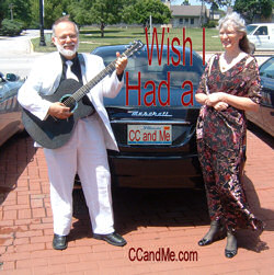 "Our new CD ""Wish I Had a"""
